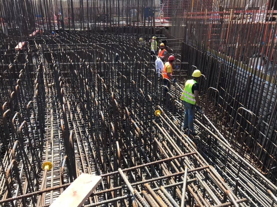 Stahlbau Bewehrungsbau