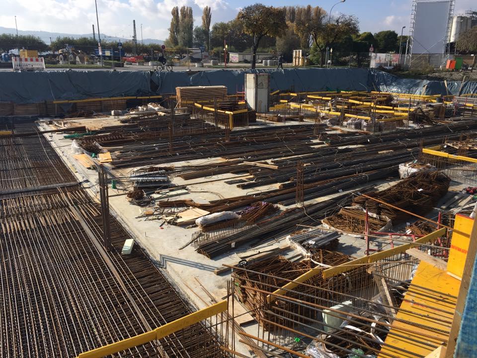 Stahlbau Bewehrungsbau Bewehrung