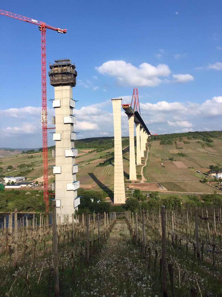 Armierung und Bewehrung im Brückenbau, Armierungsbau