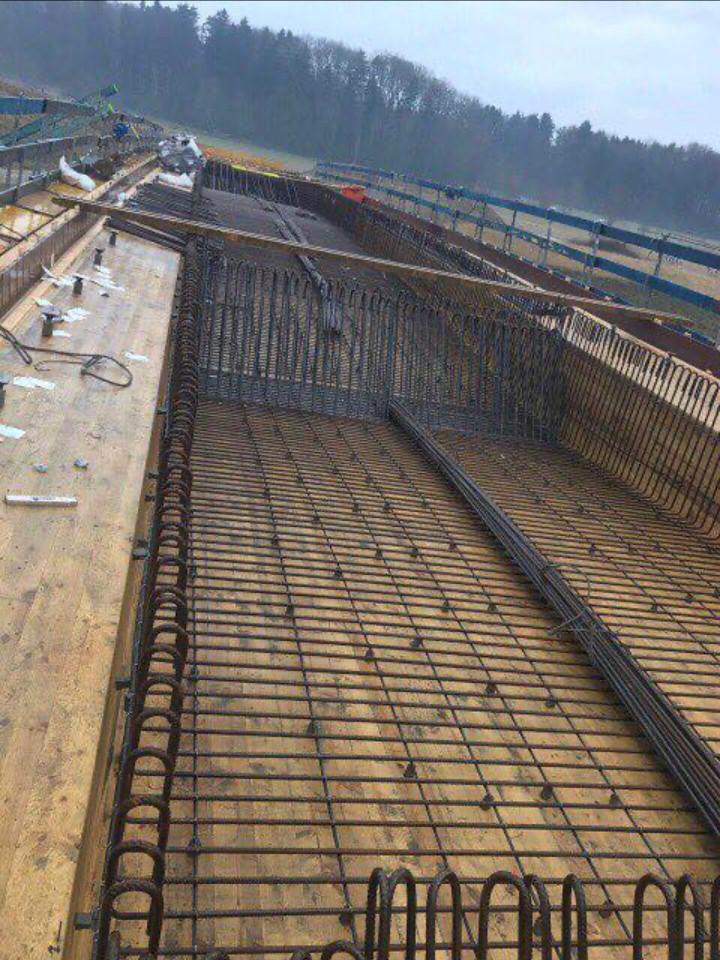 Armierungsbau A&G Deutschland Bewehrungsbau Bewehrung Tunnel
