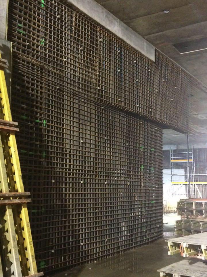 Armierungsbau A&G Deutschland Bewehrungsbau Bewehrung Tunnelbau