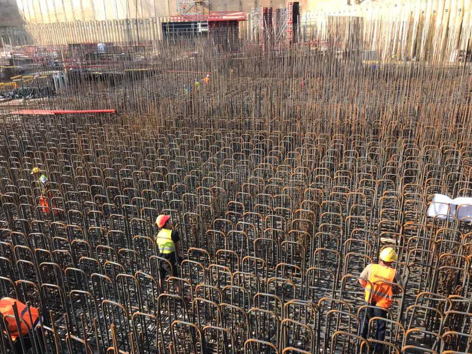 Armierungsbau A&G Deutschland Bewehrungsbau Metallbau Metallstäbe