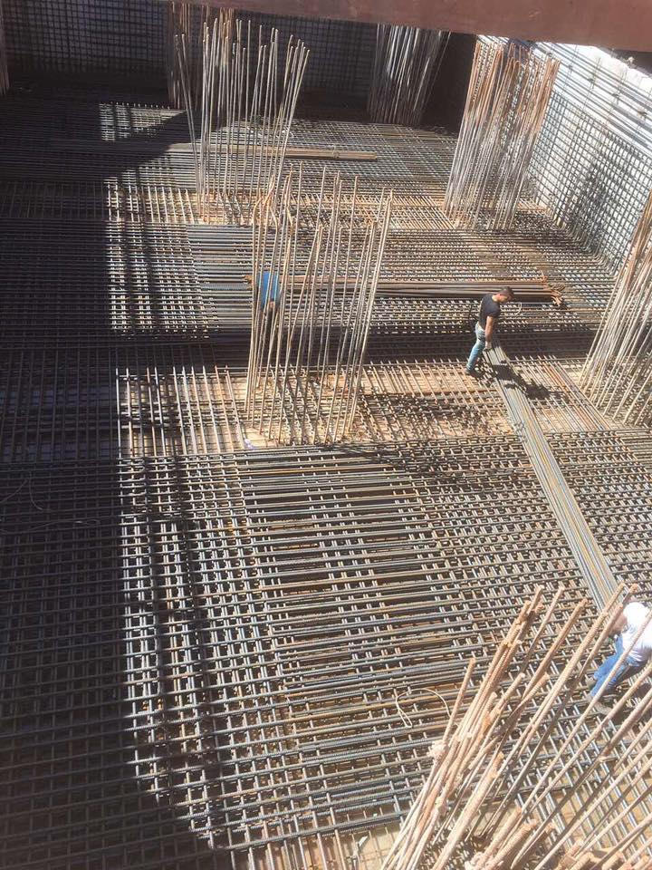 Armierungsbau Bewehrungsbau Betonbauteile Stahlbeton
