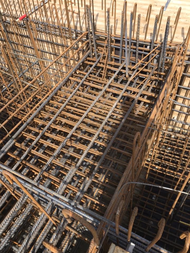 Armierungsbau Stahlbau Bewehrungsbau
